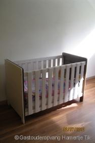 4. Kinderslaapkamer 1 Gastouderopvang Hamertje Tik